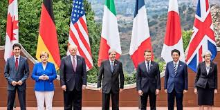 G7 summit in Taormina: photo gallery