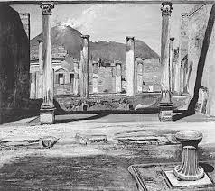 Baalbek and Taormina side by side