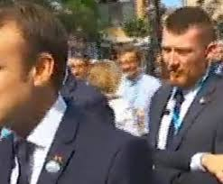 VIDEO. Do you want me to take my plane?: Macron imitates Chirac on the sidelines of the G7